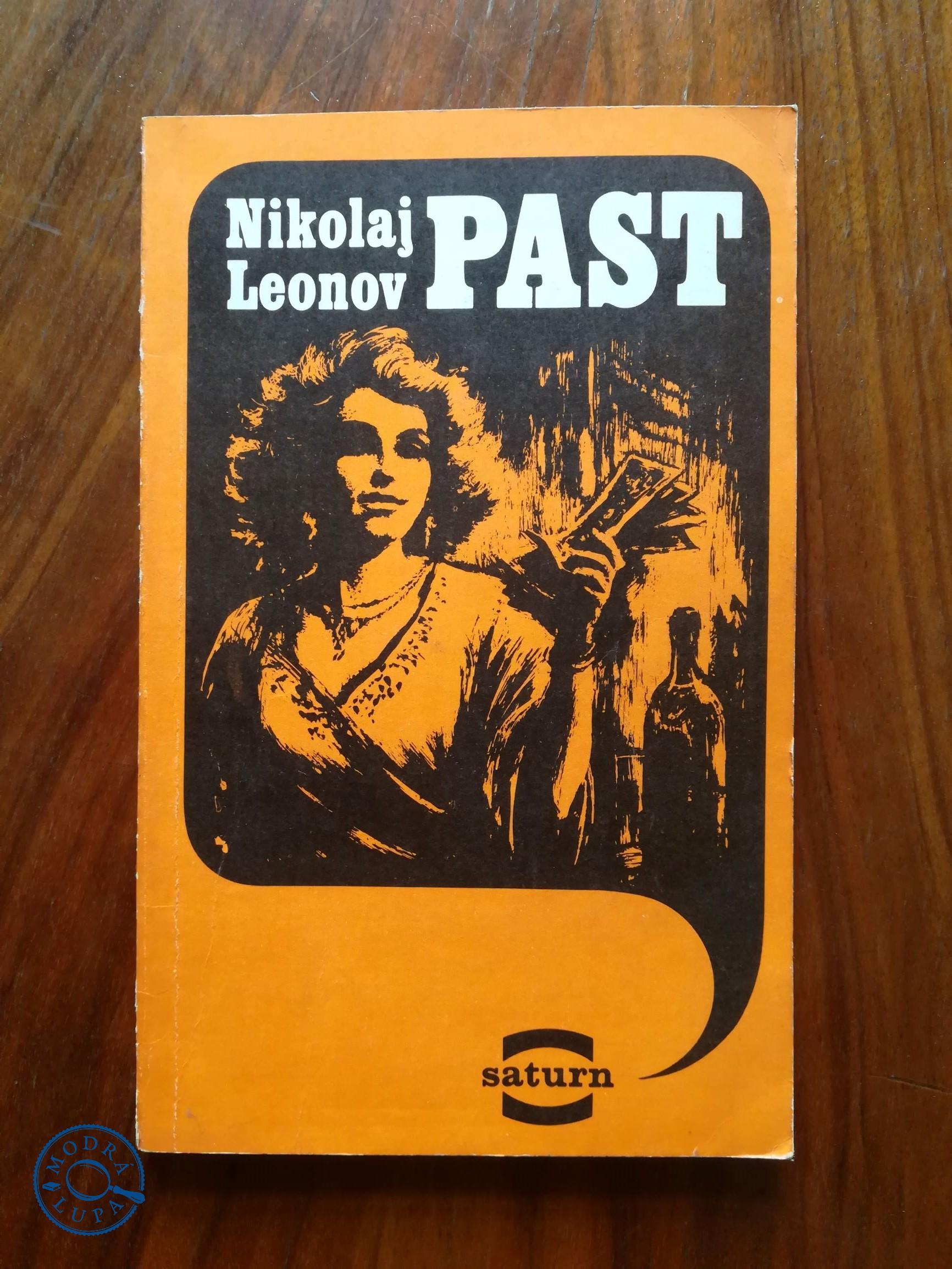 NIKOLAJ LEONOV – Past