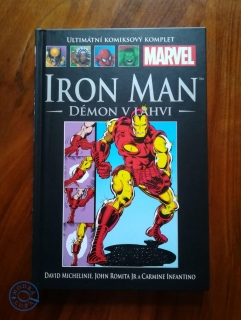 DAVID MICHELINIE, BOB LAYTON - Iron Man: Démon v lahvi