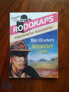 BEN BOETERS - Bleskový Clay