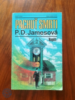 P. D. JAMES - Pachuť smrti