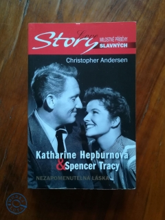 CHRISTOPHER ANDERSEN - Katharine Hepburnová & Spencer Tracy