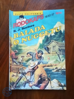 B. J. BOETERS -Balada o nuggetu