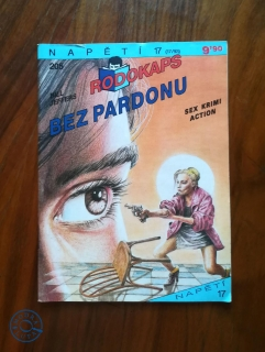 BILL JEFFERS - Bez pardonu